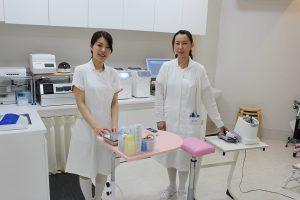 Dメディカルクリニック大阪 看護師